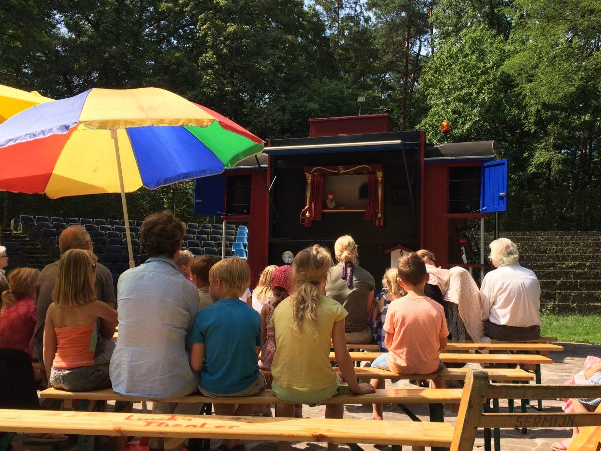 Poppentheater in Oisterwijk