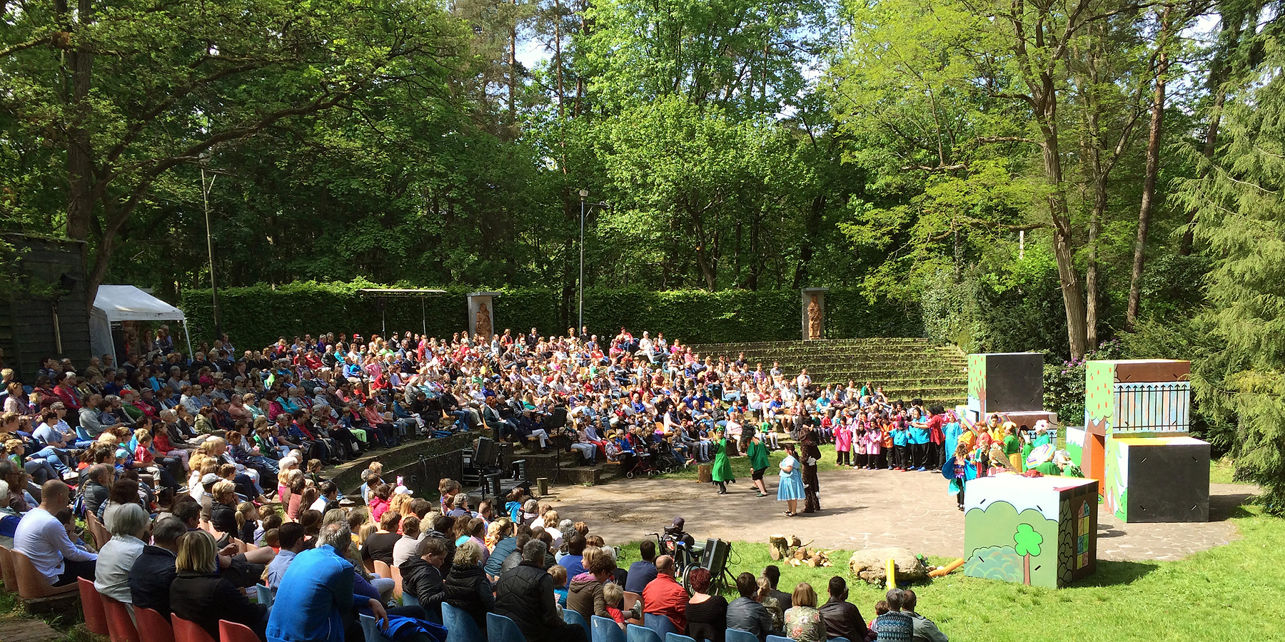 Natuurtheater Oisterwijk