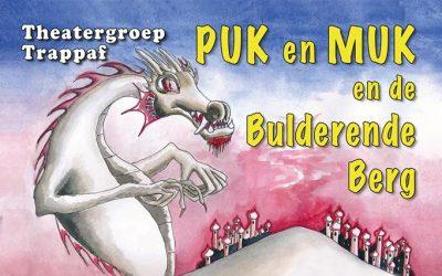Voorstelling Puk en Muk van Theatergroep Trappaf