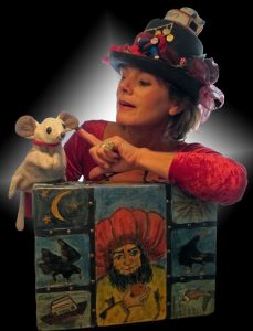 "Theater Friponne""Prinses Rosalia en de knuffelmonsters"""