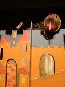 """Nomad Theater speelt """"De Verhalenspiegel"""""""