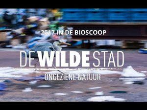 Unieke sneakpreview: De Wilde Stad (van de makers van de Nieuwe Wildernis en Holland, natuur in de Delta)