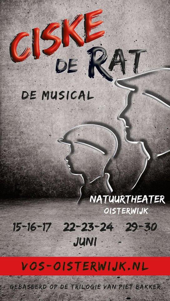 Natuurtheater Oisterwijk - Ciske de Rat - V.O.S. Oisterwijk