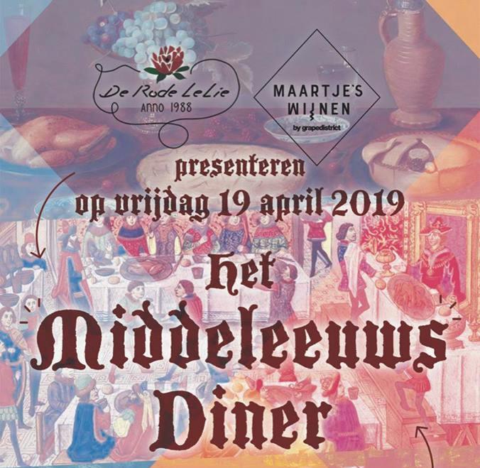 Middeleeuws Diner 2019