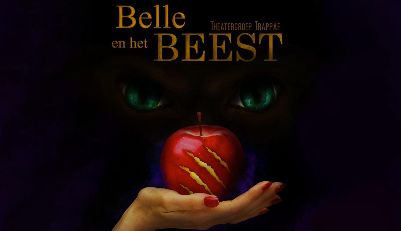 Theatergroep Trappaf speelt Belle en het Beest 2019