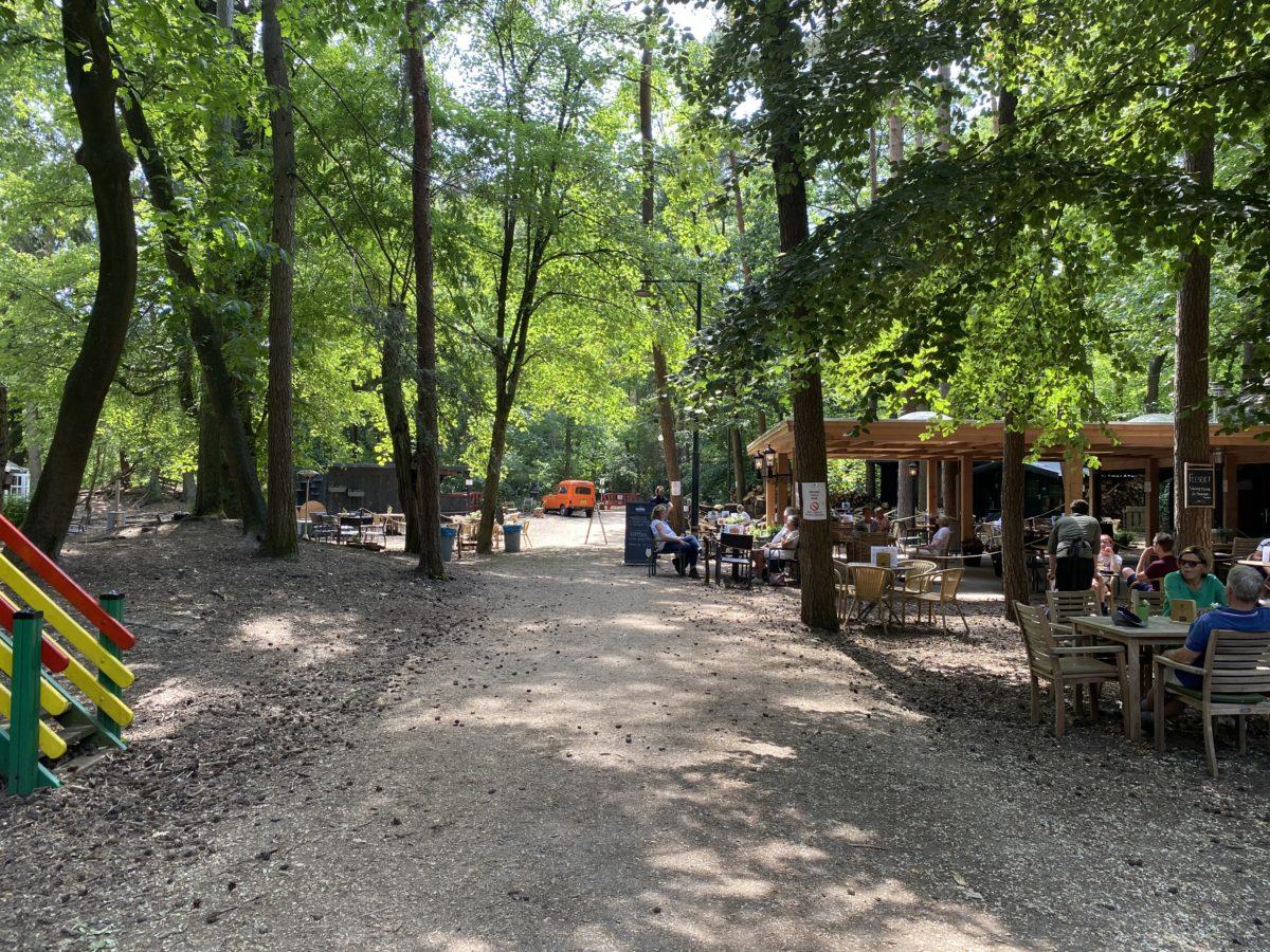 Boscafe De Rode Lelie Oisterwijk is open!