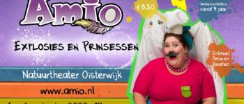 Afbeelding bij 5 en 6 september 2020: Amio speelt Explosies en Prinsessen
