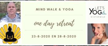 Afbeelding bij One Day Retreat (Yoga and Mindwalk)