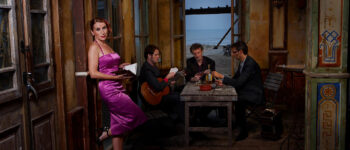 "Afbeelding bij 22 augustus: Theaterconcert ""Out in the open"" Fado & Argentijnse tango"